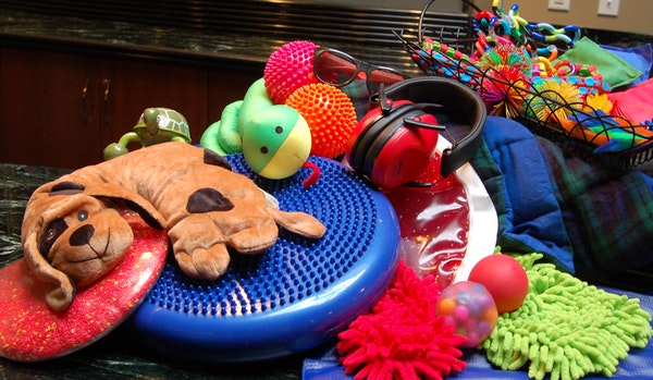 Sensory-friendly materials available at all events at the Flynn.